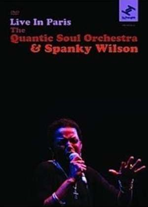 Quantic Soul Orchestra: Live in Paris Online DVD Rental