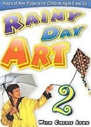 Rent Rainy Day Art and Crafts 2 Online DVD Rental