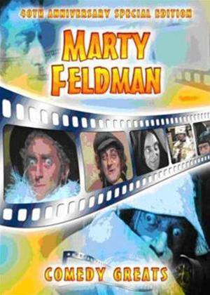 Rent Marty Feldman: Comedy Greats Online DVD Rental