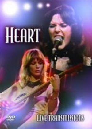 Rent Heart: Live Transmissions Online DVD Rental