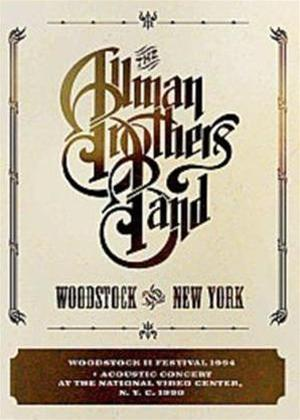 Allman Brothers Band: In Woodstock and New York Online DVD Rental