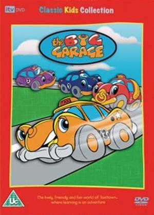 Welcome to the Big Garage Online DVD Rental