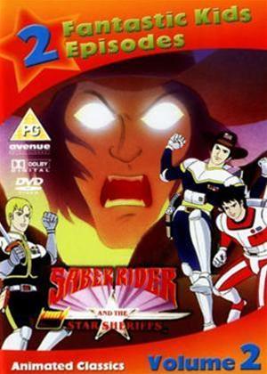 Rent Saber Rider: Vol.2 Online DVD Rental