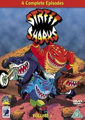 Street Sharks: Vol.1 Online DVD Rental