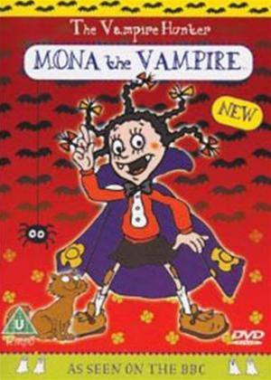 Rent Mona the Vampire: Vampire Hunter Online DVD Rental