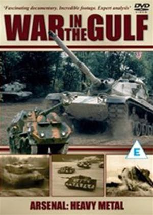 Rent War in the Gulf: Arsenal: Heavy Metal Online DVD Rental