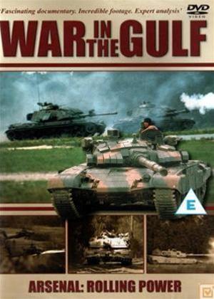 War in the Gulf: Rolling Power Online DVD Rental