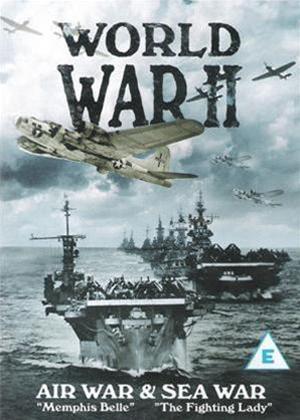 Rent World War II Air and Sea War Online DVD Rental