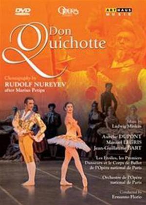 Rent Don Quixote: Paris National Opera Ballet Online DVD Rental