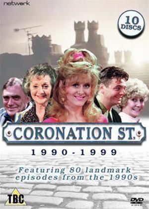 Rent Coronation Street: 1990's Online DVD Rental