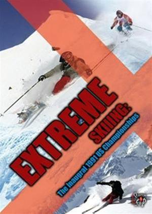 Rent Extreme Skiing: The Inaugural 1991 US Championships Online DVD Rental