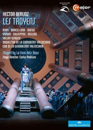 Les Troyens: Les Fura Dels Baus Online DVD Rental