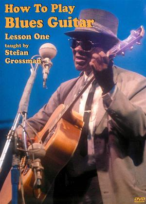 How to Play Blues Guitar: Lesson 1 Online DVD Rental