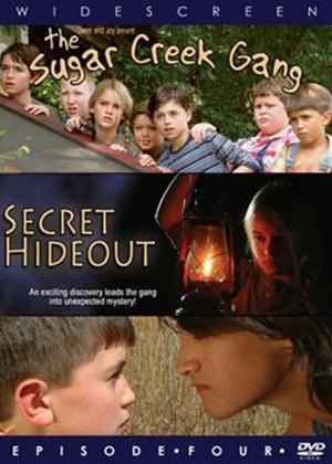 Rent The Sugar Creek Gang 4: Secret Hideout Online DVD Rental