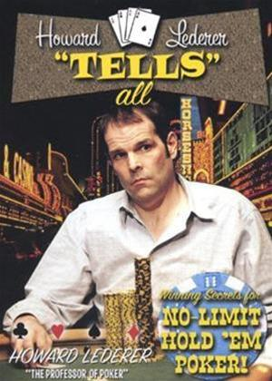 Howard Lederer Tells All: No Limit Hold Em Poker Online DVD Rental