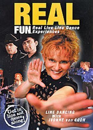 Rent Real Fun Real Live Line Dance Experiences Online DVD Rental