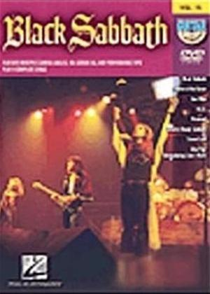 Rent Black Sabbath: Guitar Playalong Online DVD Rental