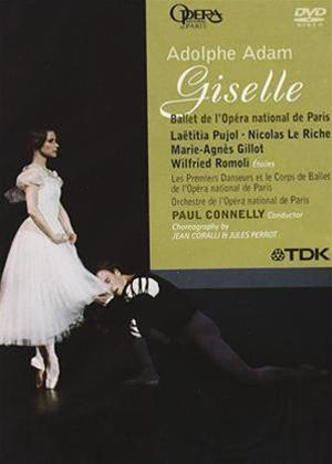 Rent Giselle: Ballet De L'Opera National De Paris Online DVD Rental