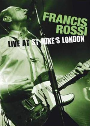 Francis Rossi: Live at St Luke's London Online DVD Rental