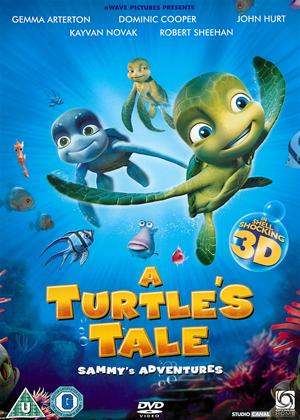 A Turtle's Tale: Sammy's Adventures Online DVD Rental