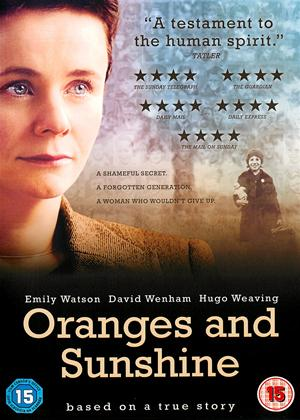Rent Oranges and Sunshine Online DVD Rental