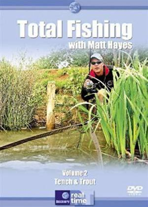 Total Fishing with Matt Hayes: Vol.2 Online DVD Rental