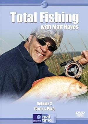 Total Fishing with Matt Hayes: Vol.3 Online DVD Rental