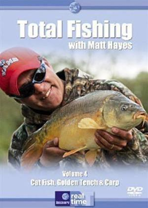Total Fishing with Matt Hayes: Vol.4 Online DVD Rental