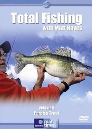 Total Fishing with Matt Hayes: Vol.5 Online DVD Rental