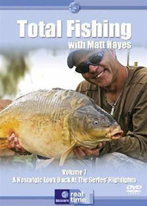 Total Fishing with Matt Hayes: Vol.7 Online DVD Rental