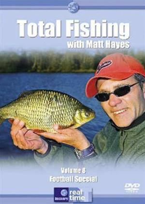 Rent Total Fishing with Matt Hayes: Vol.8 - Football Special Online DVD Rental