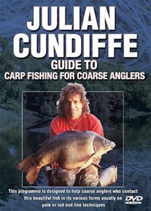 Rent Julian Cundiffe: Guide to Carp Fishing for Coarse Anglers Online DVD Rental