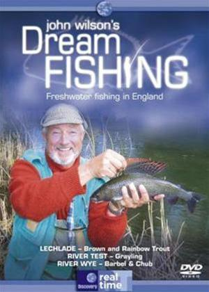 John Wilson's Dream Fishing: Freshwater Fishing in England Online DVD Rental