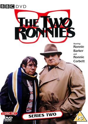 Rent The Two Ronnies: Series 2 Online DVD Rental