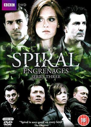 Spiral: Series 3 Online DVD Rental