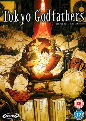 Rent Tokyo Godfathers Online DVD Rental