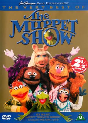 Rent The Muppet Show: The Very Best Of: Vol.1 Online DVD Rental
