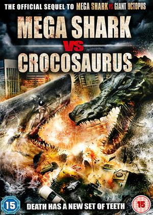 Rent Mega Shark Vs. Crocosaurus Online DVD Rental