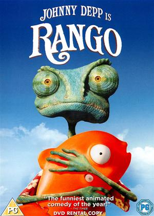 Rent Rango Online DVD Rental