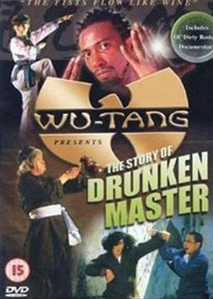 Rent Wu Tang Presents the Story of Drunken Master Online DVD Rental