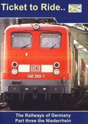 Ticket to Ride: The Railways of Germany, The Niederrhein Online DVD Rental