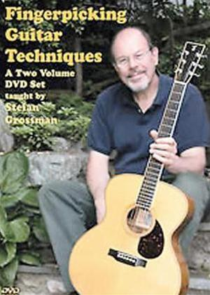 Fingerpicking Guitar Techniques Online DVD Rental