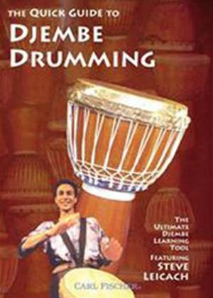 Rent The Quick Guide to Djembe Drumming Online DVD Rental