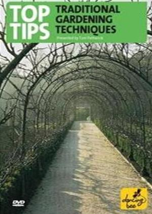 Rent Top Tips on Traditional Gardening Techniques Online DVD Rental