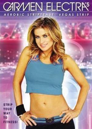 Rent Carmen Electra: Striptease Vegas Online DVD Rental