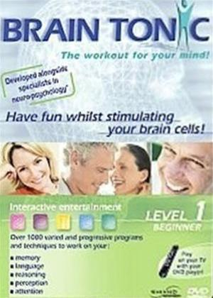 Brain Tonic: Level 1 Beginner Online DVD Rental
