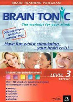 Brain Tonic: Level 3 Expert Online DVD Rental