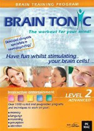 Rent Brain Tonic: Level 2 Advanced Online DVD Rental