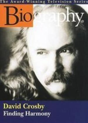 Rent Biography Channel: David Crosby Online DVD Rental