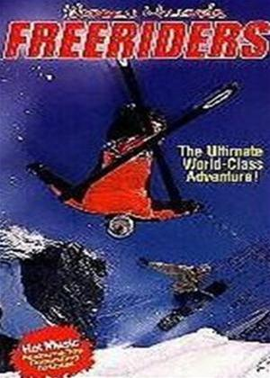 Warren Miller's: Freeriders Online DVD Rental